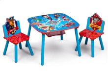 PAW Patrol Table & Chair Set with Storage - Style 1