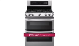 6.9 cu. ft. Gas Double Oven Range with ProBake Convection®, EasyClean®