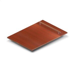 """Zline Kitchen18"""" Dishwasher Panel in Copper with Modern Handle (DP-C-18)"""