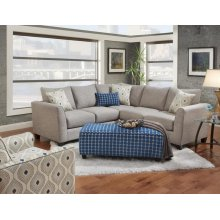 Paradigm Quartz- 2 piece Sectional