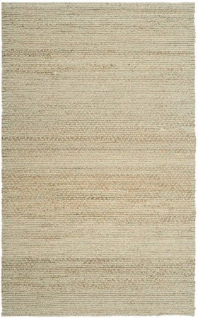 Natural Fiber Hand Tufted/Hooked Square Rug