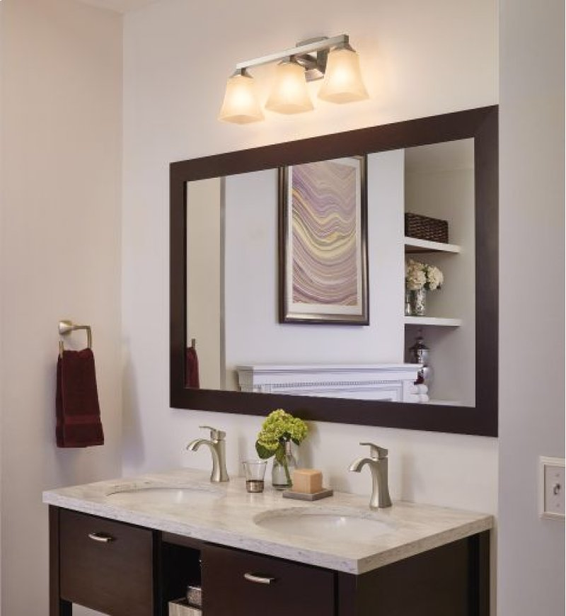 6903bn In Brushed Nickel By Moen In New York City Ny Voss Brushed