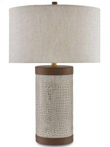 Baptiste Table Lamp - 29.5h