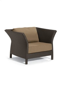 Evo Woven Lounge Chair