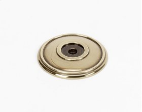 Classic Traditional Rosette A1563 - Polished Antique