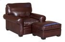 Library Chair & Ottoman Product Image