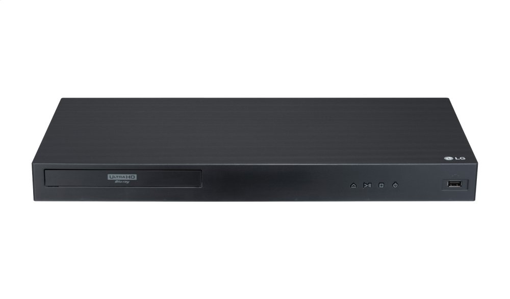 UBK90LG Electronics 4K Ultra-HD Blu-ray Disc Player with