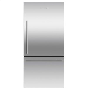 "Fisher & PaykelFreestanding Refrigerator Freezer, 31 3/32"", 17.1 cu ft, Ice only"