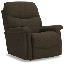 Baylor Power Rocking Recliner w/ Head Rest & Lumbar
