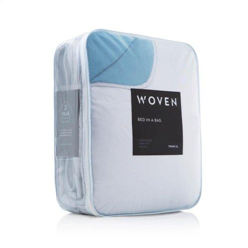 Reversible Bed in a Bag - Split King White
