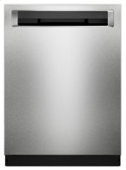 46 DBA Dishwasher with Third Level Rack and PrintShield Finish, Pocket Handle - PrintShield Stainless Product Image