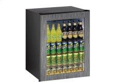 "Ada Series 24"" Ada Glass Door Refrigerator With Integrated Frame Finish and Field Reversible Door Swing (115 Volts / 60 Hz)"