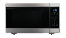 1.6 cu. ft. 1100W Stainless Steel Countertop Microwave Oven Product Image