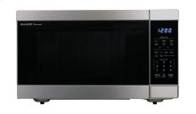 1.6 cu. ft. 1100W Stainless Steel Countertop Microwave Oven (SMC1662DS)