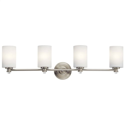 Joelson Collection Joelson 4 light Bath Light NI
