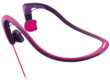 Open-Ear Bone Conduction Headphones with Reflective Design - RP-HGS10-P
