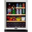 Marvel Glass Door Refrigerator and Beverage Center - 6GARM Product Image