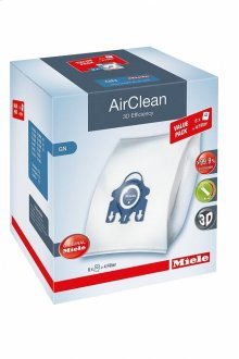 GN XL AirClean 3D XL-Pack AirClean 3D Efficiency GN 8 AirClean GN dustbags at a discount price