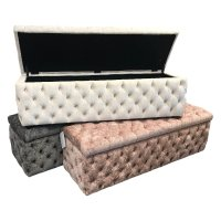 BN400 Bashful Storage Bench Product Image