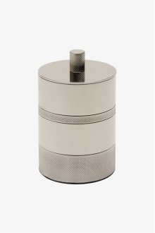 Luster Knurled Container STYLE: LTCO02