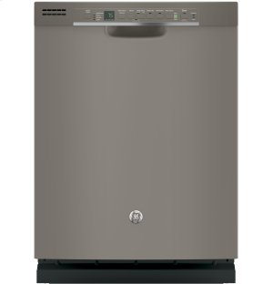 GE® Dishwasher with Front Controls Product Image