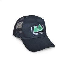 GMG Black Trucker Hat