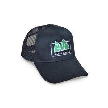 GMG Black Trucker Hat