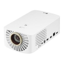 CineBeam LED Home Theater Projector with Smart TV and Magic Remote