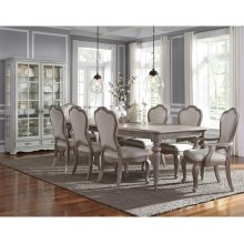 Simply Charming Dining Leg Table