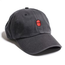 Casual Twill Hat - Charcoal