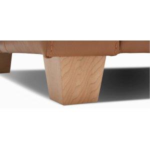 Todd Sofa (002; Wood legs - Beech B9)