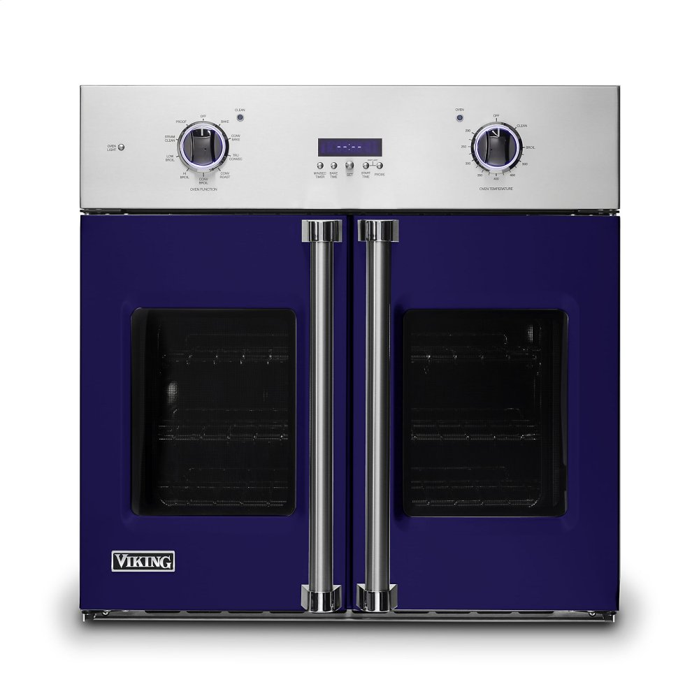 Vsof7301cb Viking 30 Quot Electric Single French Door Oven