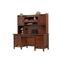 "66"" Flattop Desk $999.00 and 63"" Hutch $549.00"