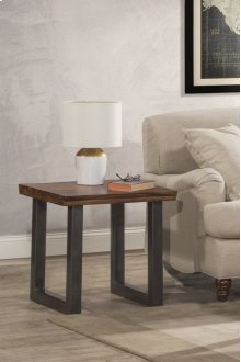 Emerson End Table Base - Ctn B - Base Only