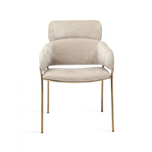 Marino Chair - Beige Latte