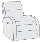 Maddux Power Motion Chair Product Image