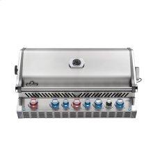 Built-In Prestige PRO 665 with Infrared Rear Burner