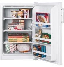 GE® 5.0 Cu. Ft. Manual Defrost Upright Freezer