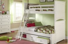 Madison Bunk - Twin Over Full