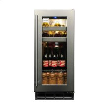 Signature 15-inch Outdoor Beverage Center