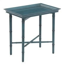 Salem Folding Serving Tray Blue, Folded Kd