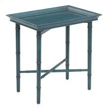Salem Folding Serving Tray Blue, Folded Kd