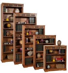 """Sedona 84""""h Bookcase Product Image"""