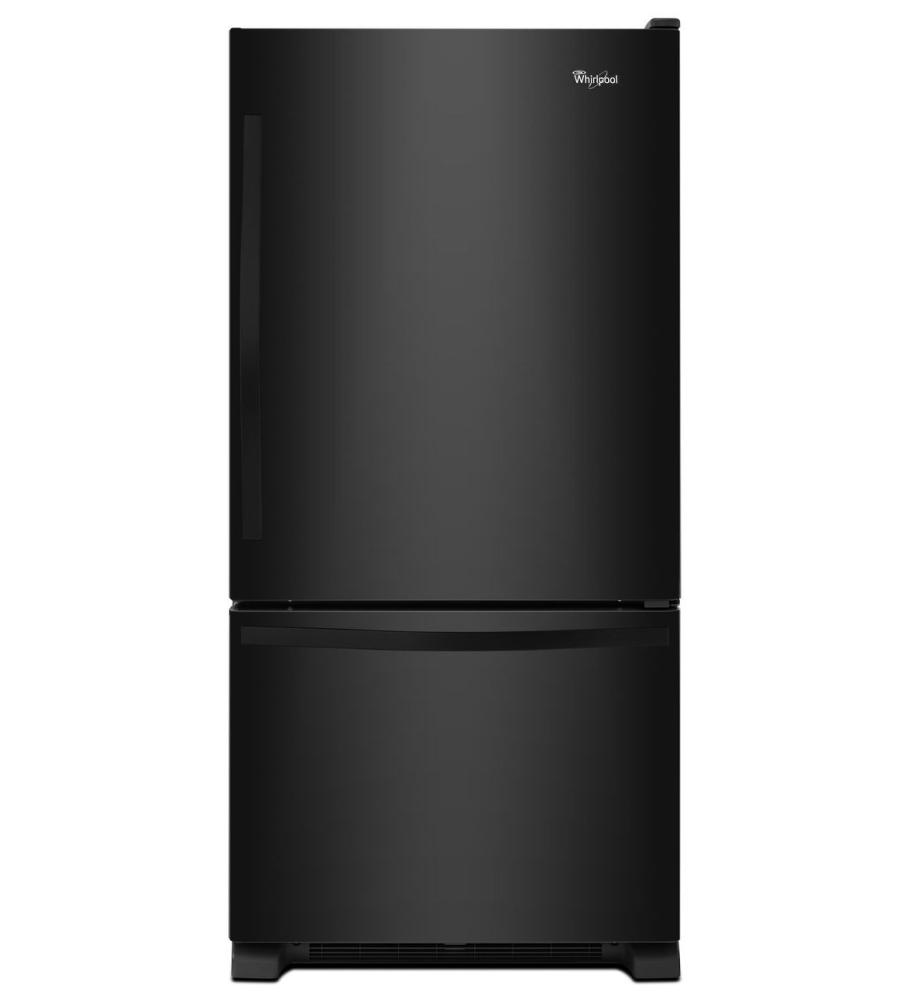 Find Whirlpool Refrigerators In Mass Bottom Mount Wrb322dmbm