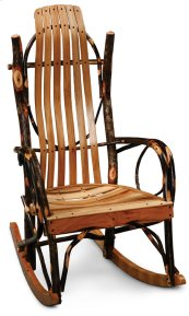 Hickory Hollow Bentwood Rocker, Regular Size