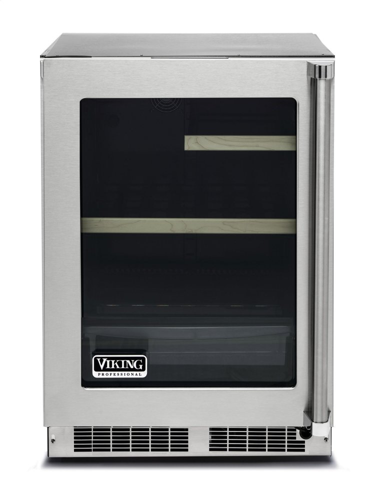 Vrui5240glss Viking 24 Quot Glass Door Undercounter