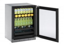 Modular 3000 Series 60 Cm Beverage Centre With Integrated Frame Finish and Field Reversible Door Swing (220-240 Volts / 50 Hz)