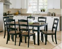 Leg Table, W-6 Chairs Product Image
