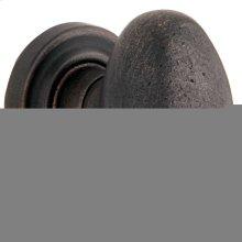 Distressed Oil-Rubbed Bronze 5025 Estate Knob