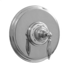 """3/4"""" Round Deluxe Thermostatic Shower Set with 486 Handle"""